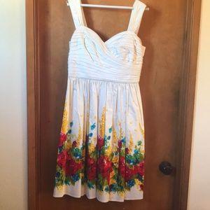 Classic yet fun summer dress